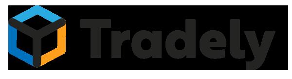 Tradely Website Logo